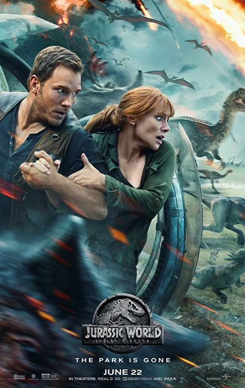 Jurassic World Fallen Kingdom (2018) Hindi Dubbed Movie