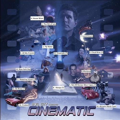 Owl City – Cinematic [iTunes Plus AAC M4A]
